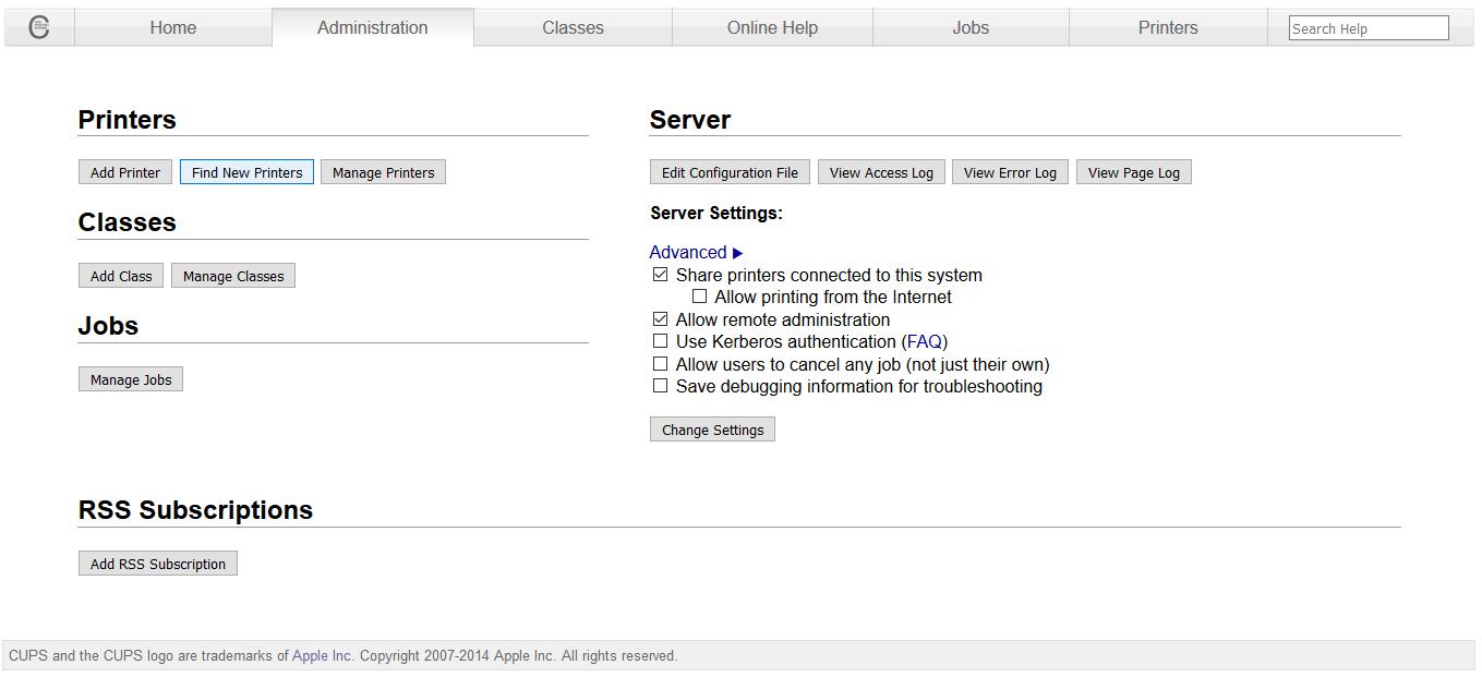 Using a Raspberry Pi as a Print Server for the HL-2140